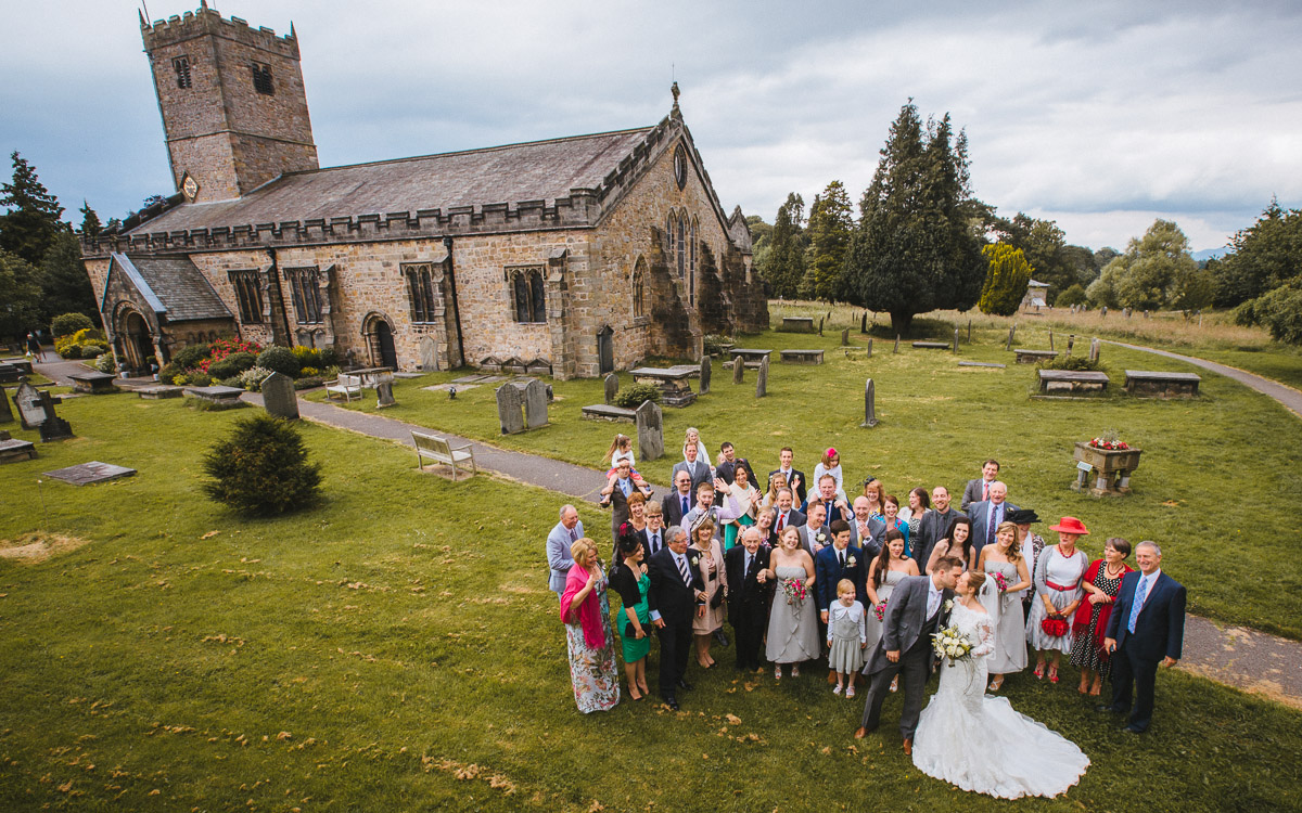 kirkby lonsdale wedding